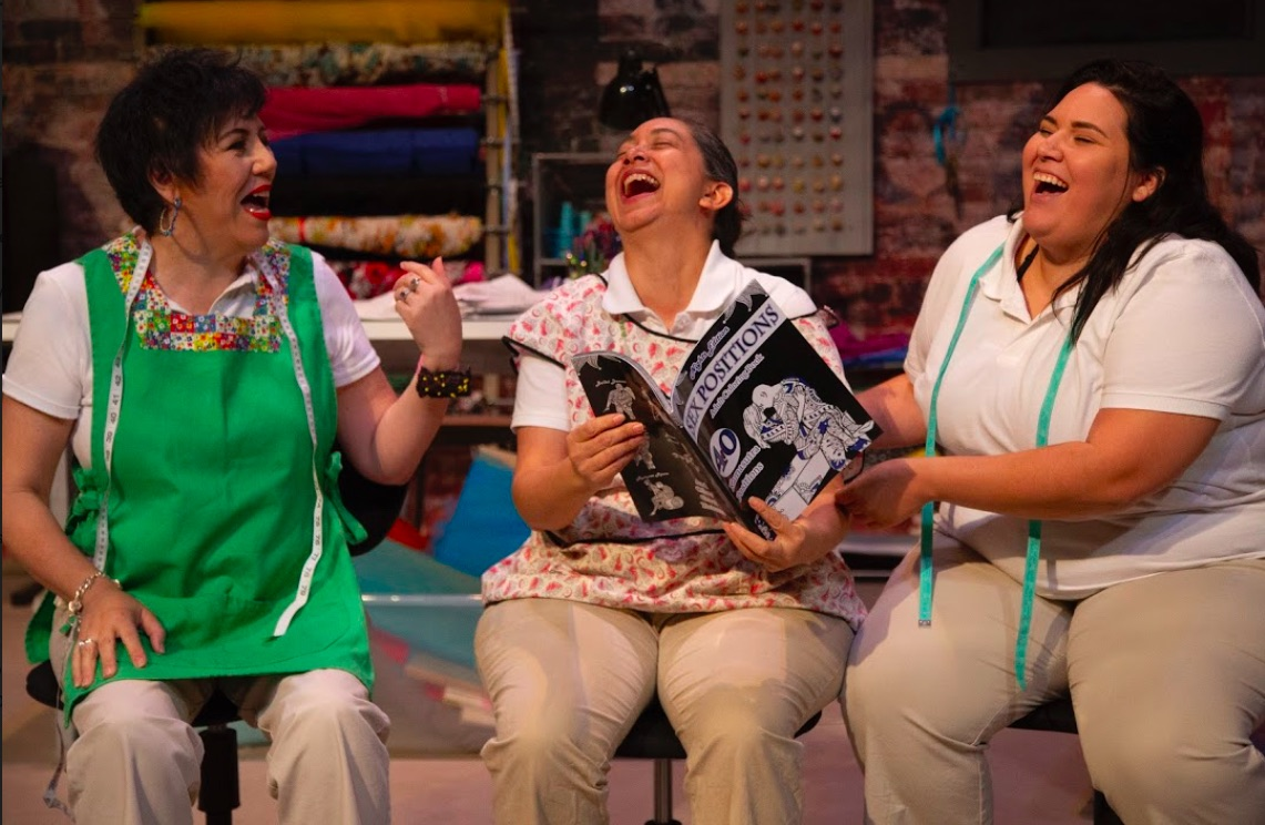 Review: Real Women Have Curves by Teatro Vivo
