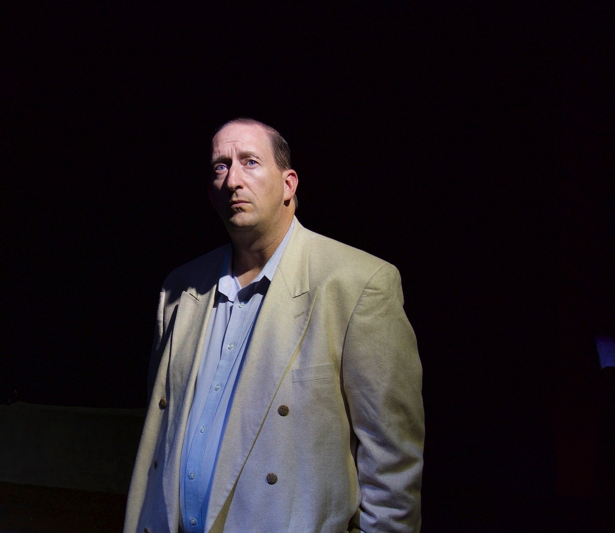 Craig Sowell (photo by Lighthouse Theatre Company)