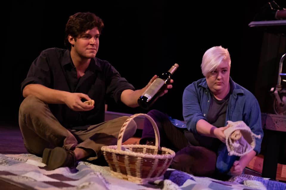 Review: The Vineyard by Heartland Theatre Collective