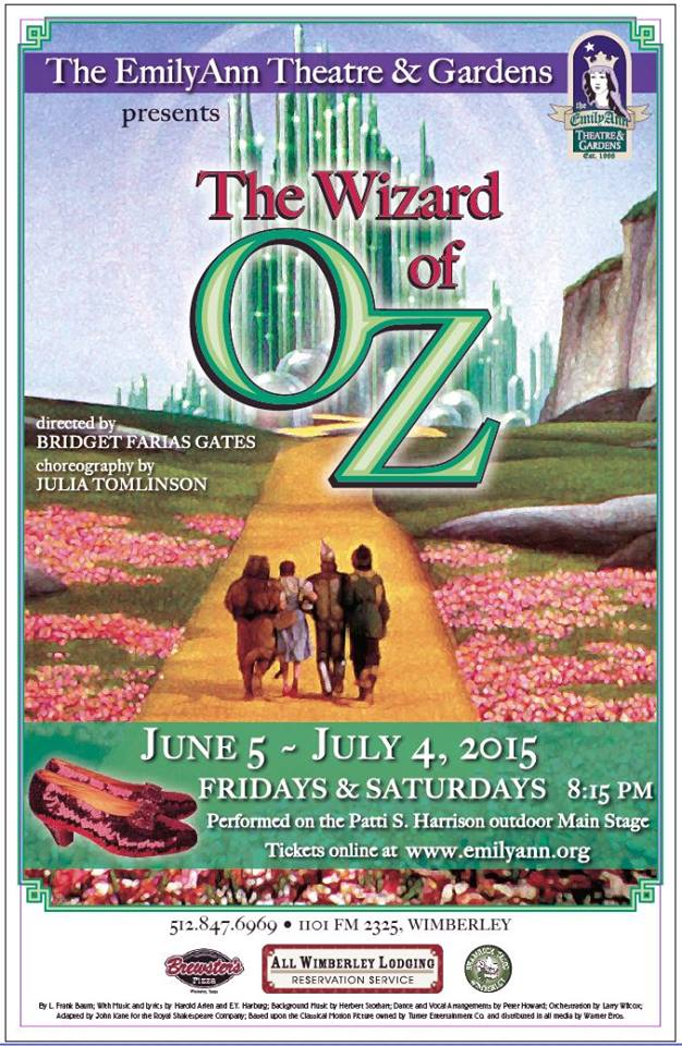 The Wizard of Oz by Emily Ann Theatre