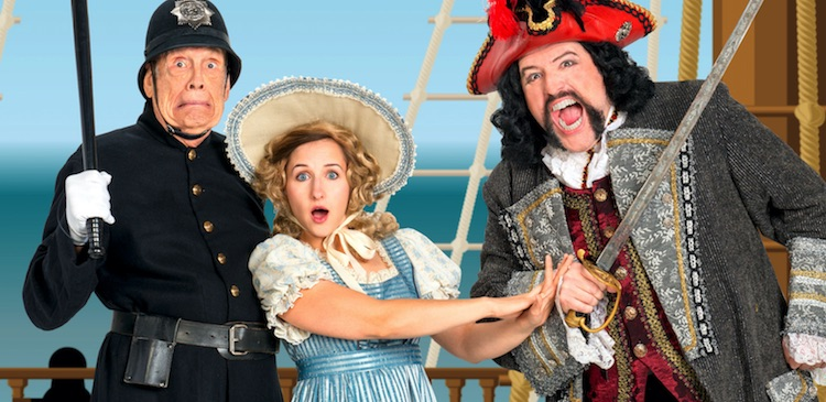 Review: The Pirates of Penzance by Gilbert & Sullivan Austin