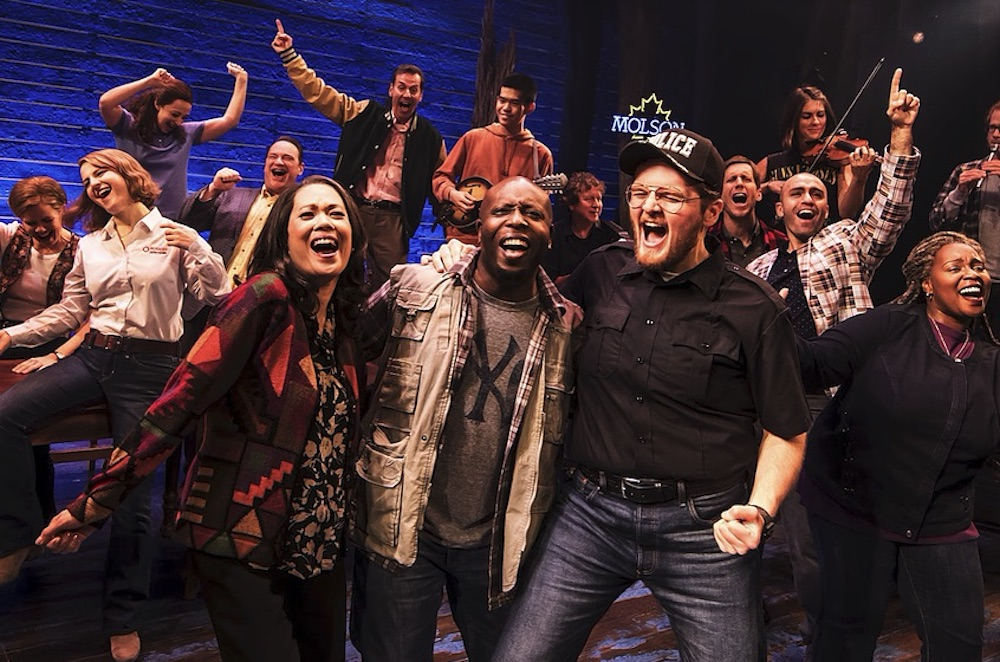 Review: Come from Away by touring company