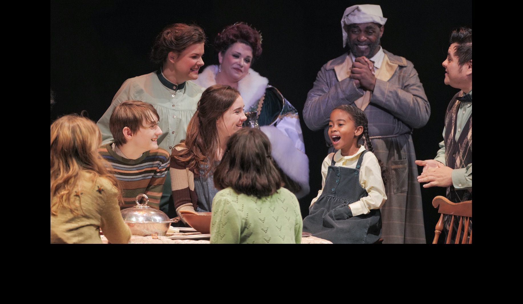Review: A Christmas Carol: A Rockin' Family Musical by Zach Theatre