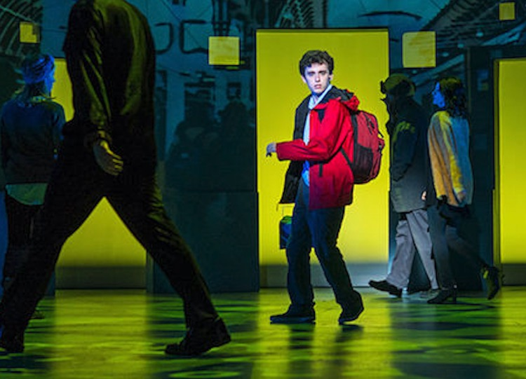 Review: The Curious Incident of the Dog in the Night-Time by Zach Theatre