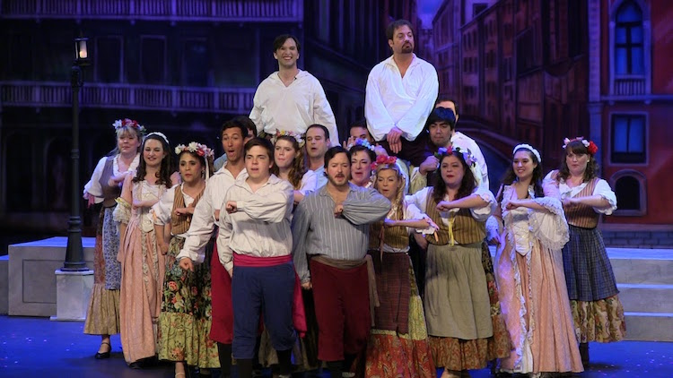 Review: The Gondoliers. or The King of Barataria by Gilbert & Sullivan Society of Austin