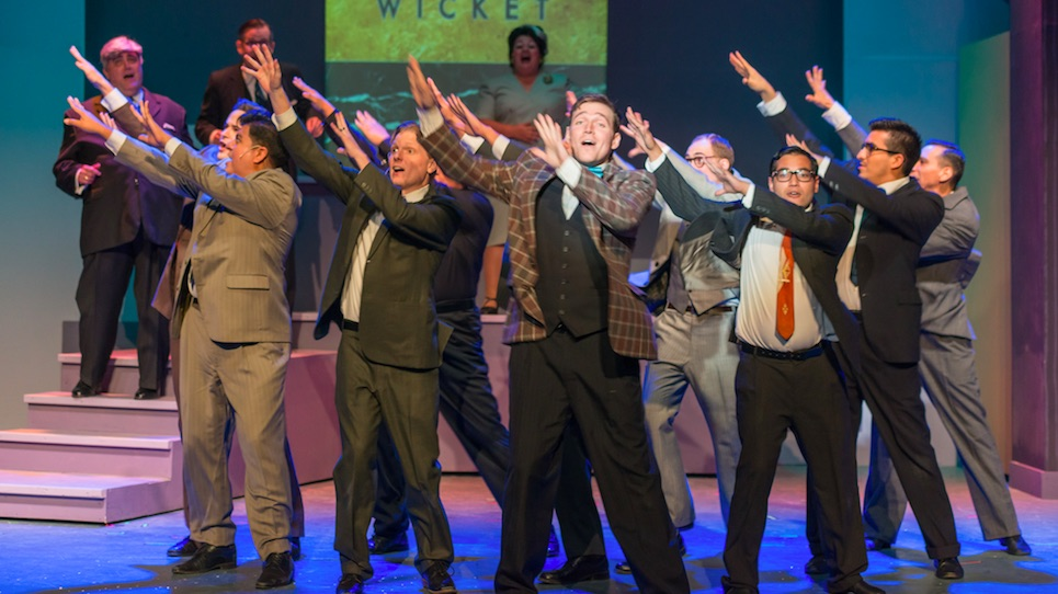 Review: How to Succeed in Business Without Really Trying by Woodlawn Theatre
