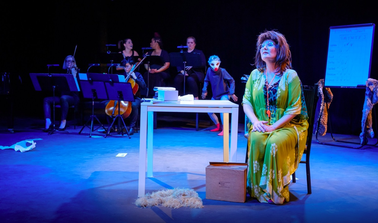 Review: Lardo Weeping by Local Opera Local Artists - LOLA