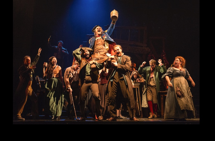 Review: Les Miserables by touring company