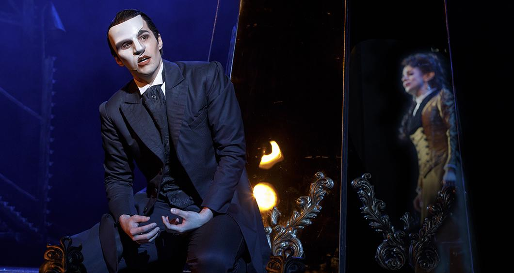 Review: Love Never Dies by touring company