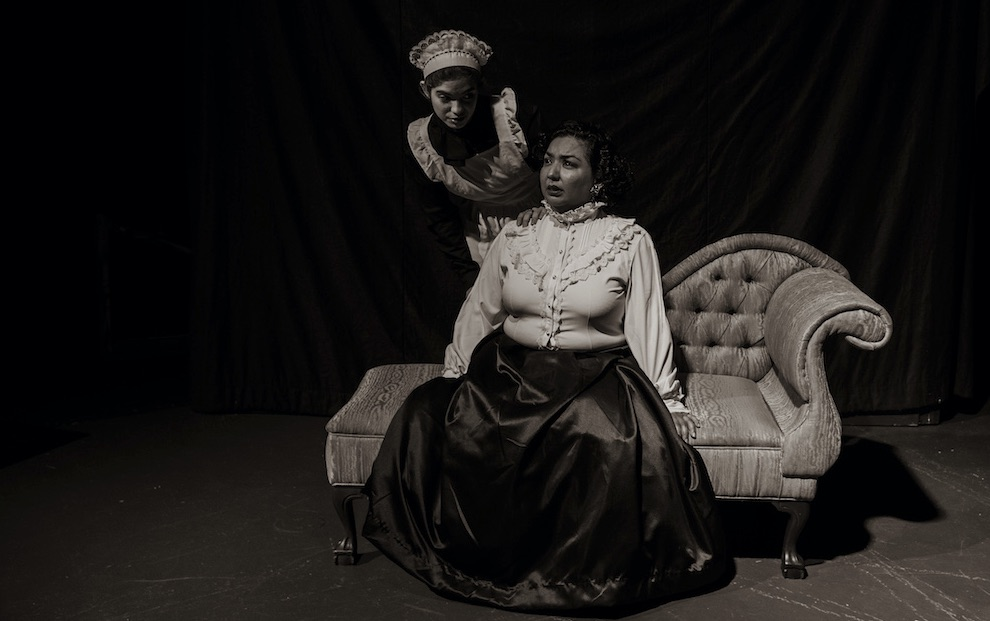 Review: THE MOORS by Gaslight Baker Theatre, Lockhart