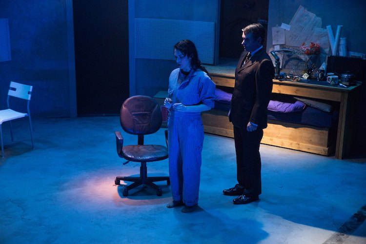 Review #1 of 2: A PERFECT ROBOT by Sarah Saltwick, Vortex Repertory, January 19 - February 11, 2017
