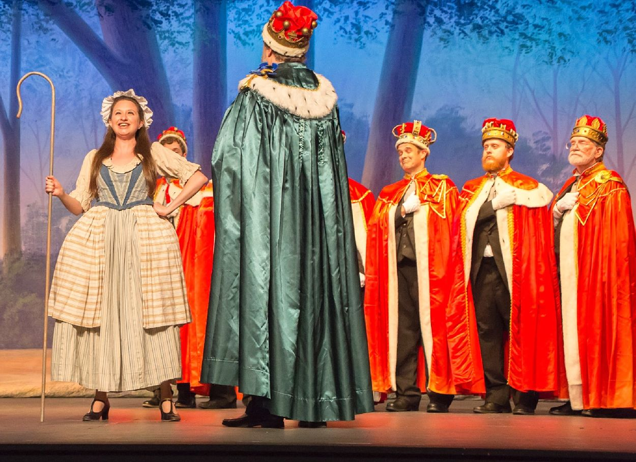Review #1 of 2: Iolanthe by Gilbert & Sullivan Austin, June 13 - 23, 2019
