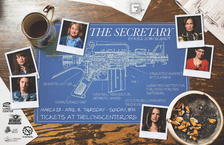 Review #1 of 3: THE SECRETARY by Theatre en Bloc