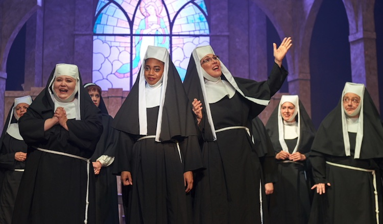 Review: Sister Act by Woodlawn Theatre