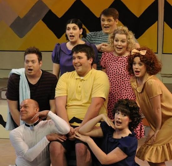Review: You're A Good Man, Charlie Brown by The Wimberley Players