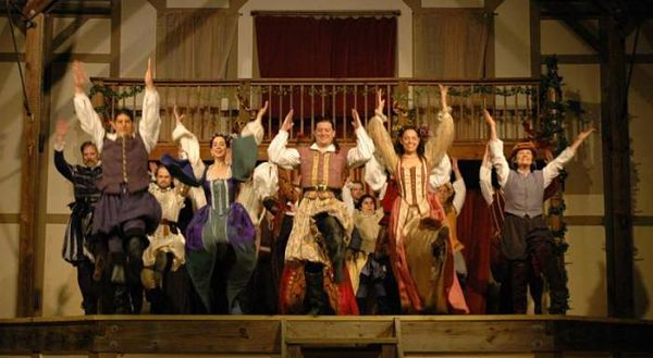 Review Romeo And Juliet By The Baron S Men Ctx Live Theatre