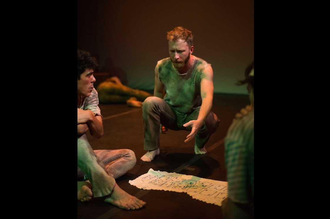 Performance Photos by Will Hollis: GUSEV, adapted from ...